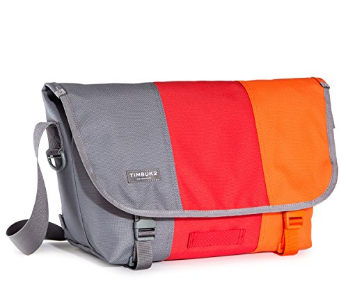 TIMBUK2 Classic tres colores messenger bag Lava