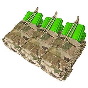 CONDOR MA44-008 Triple Stacker M4/M16 Mag Pouch MultiCam