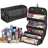 Cosmetic Organiser Travel Toiletry Kit  (Black01) by Wyane Enterprises