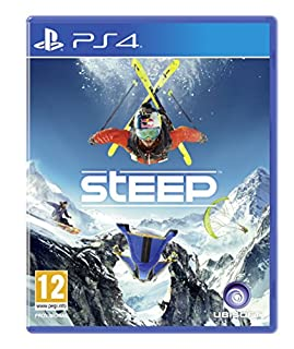Steep (PS4) (B01GVMUED8) | Amazon price tracker / tracking, Amazon price history charts, Amazon price watches, Amazon price drop alerts