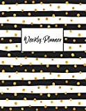 Weekly Planner: Daily, Weekly and Monthly Planner | September 2018 - August 2019