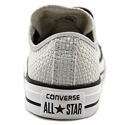 CONVERSE All Star B FTW Noir Blanc - hellgrau / Schwarz