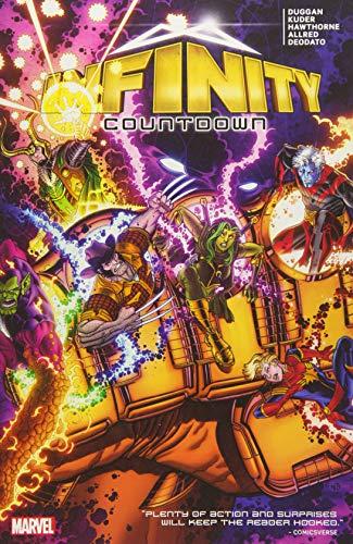Infinity Countdown (Infinity Countdown (2018), Band 1)