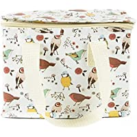 Sass & Belle Isolierte Recycelt Kunststoff Lunch-Tasche Lunch Bag - Britische Vögel Birds preisvergleich bei kinderzimmerdekopreise.eu