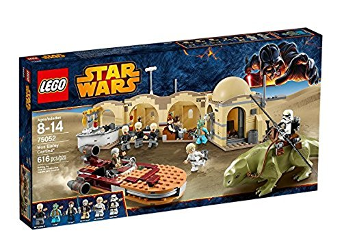 LEGO Star Wars 75052 - Mos Eisley Cantina (Dewback Wars Star)