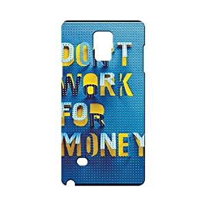 BLUEDIO Designer Printed Back case cover for Samsung Galaxy Note 4 - G7669