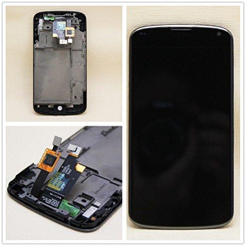 new-full-lcd-display-screen-digitizer-frame-assembly-for-lg-google-nexus-4-e960-black