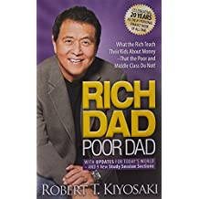 ‏‪Rich Dad Poor Dad: What the Rich Teach Their Kids About Money That the Poor and Middle Class Do Not!‬‏