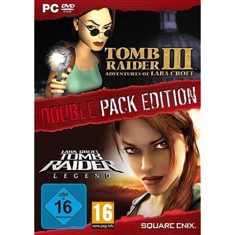 Tomb Raider III & Tomb Raider Legend Double Pack [Importación Alemana]