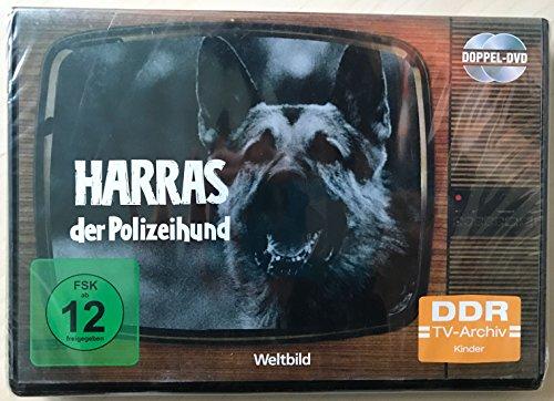 Polizeihund Harras (2 DVDs)