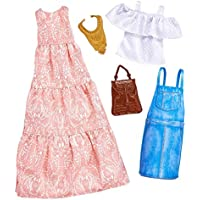 Casual Chic | 2 Trend Fashion Set | Barbie | Mattel FKT31 | Doll Clothes