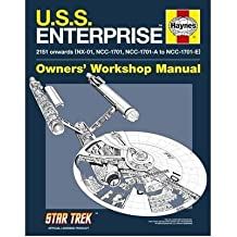 [(U.S.S. Enterprise Manual)] [ By (author) Ben Robinson, By (author) Marcus Riley ] [November, 2010]