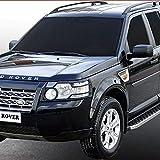 Trittbretter für Land Rover Freelander 2 LF Bj 07 - 15 auch Facelift ab Bj 12 mit TÜV/ABE Bescheinigung (aus Aluminium) | Sidestep Seitenschweller Trittleisten