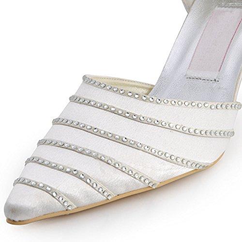 Kevin Fashion , Chaussures de mariage tendance femme Ivoire