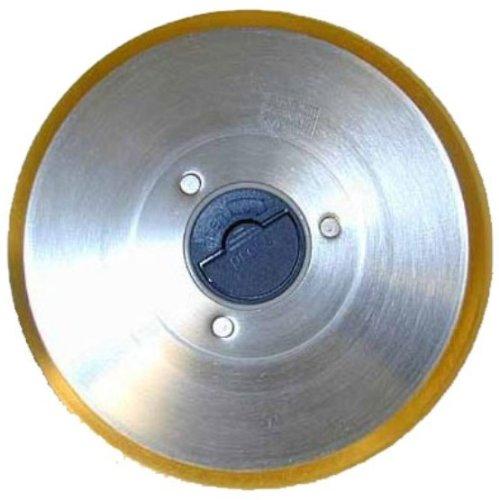 Graef 1641108 Edelstahlmesser glatt mit Titanbeschichtung, passend für Modelle:F1, F5, F9, N1, T9, T10, T16