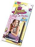 Soy Luna Soy Baraja Infantil, (Naipes Heraclio Fournier 1034762)