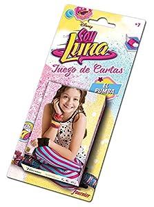 Soy Luna-Soy Baraja Infantil, (Naipes Heraclio Fournier 1034762)