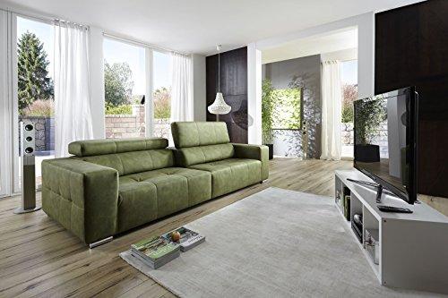 big sofa verstellbarer r ckenlehne bestseller shop f r. Black Bedroom Furniture Sets. Home Design Ideas