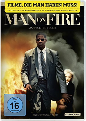 Mystery Dvd Men (Man on Fire - Mann unter Feuer)