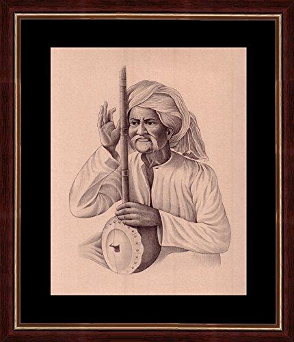 Splendid Indian Art 19. Jahrhundert realistischen