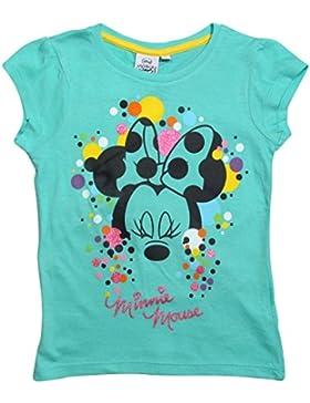 Minnie Mouse und Mickey Mouse T-Shirt Kollektion 2016 Shirt 92 98 104 110 116 122 128 Mädchen Kurzarmshirt Maus...