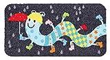 Salonloewe Tausendstiefler Fußmatte 030x060 cm Schmutzfangmatte waschbar SLD1742-030x060