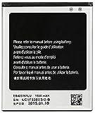 E-World Battery Compatible for Samsung 7262 1500mAh_Color : Black