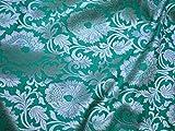 Banarasi Brokat Stoff für Brautkleid, indisches Design,