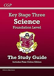 Key Stage Three Science : The Revision Guide Levels 3 - 6 by Paddy Gannon (2004-12-14)