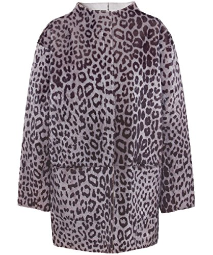 Munthe Reversible Giho Mantel Leopard DE40 / UK14