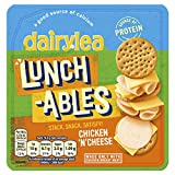 Dairylea Lunchables Chicken & Cheese, 76.8 g
