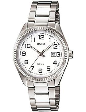 Casio Uhr mit japanischem Quarzuhrwerk LTP-1302D-7B 30 mm