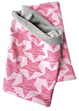 """Wollhuhn - Foulards - Fille rose """"Sterne JO"""" rosa/pink Taille Unique"""