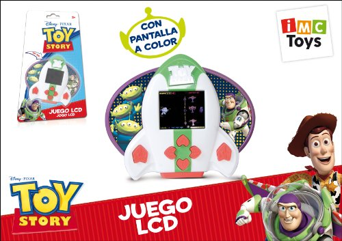 Imagen principal de IMC TOYS 698012 - Toy Story Juego Máquina Comecocos