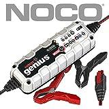 NOCO Genius G3500EU 6V/12V 3.5A UltraSafe Intelligentes Batterieladegerät für Auto, Motorrad und Mehr
