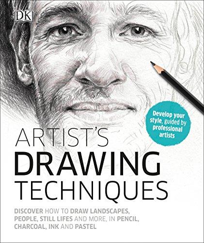 Artist's Drawing Techniques por Dk