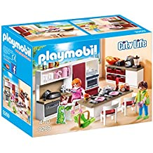 Amazon Fr Cuisine Playmobil