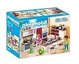 Playmobil- Cuisine aménagée, 9269...
