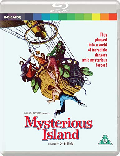 Mysterious Island (Standard Edition)