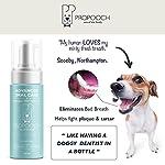 Pro Pooch Dog Breath Freshener - Combat Bad Breath, Tartar & Plaque Build Up w/Dog Mouthwash - Fresh Breath & Safe Oral… 13