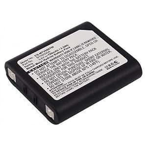 Batterie rechargeable pour Motorola Talkabout T6210, 3,6V, NiMH [ Batterie pour talkie-walkie ]