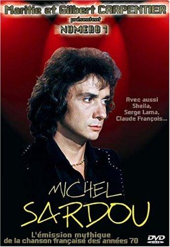 Bild von Numéro 1 : michel sardou [FR Import]