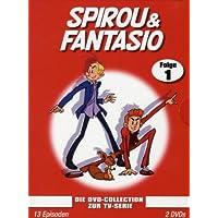 Spirou & Fantasiou - Folge 1/Episode 01-13 [2 DVDs]