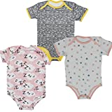 Best Mom Onesie - Kadambaby Set of 3 Onesie for Baby boy Review