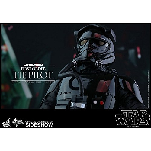Figura-Hottoys-Star-Wars-Tie-Pilot-30-Cm