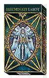 Tarot Illuminati: 78 full col cards & 64pp booklet