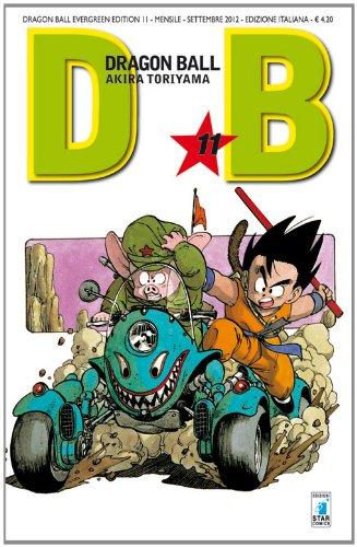 Dragon Ball. Evergreen edition: 11