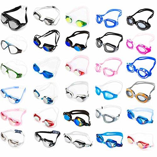 #DoYourSwimming Gafas natación Primera Calidad Ajuste