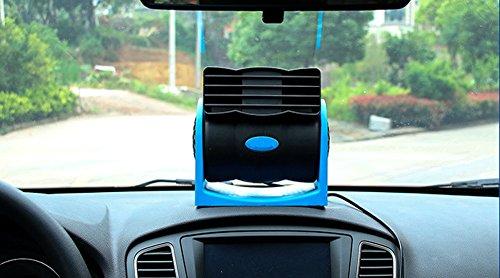 Coche Automático portátil Mini enfriador de refrigeración no Leaf Aire Acondicionado Escritorio...