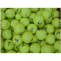 Links Choice 24 palline da golf colorate Giallo
